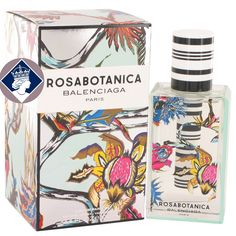 Balenciaga Rosabotanica 100ml Eau De Parfum Spray EDP Perfume Fragrance for Her