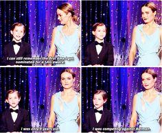 And he was adorably funny as a presenter at the SAG Awards. | 21 Reasons Jacob Tremblay Has Already Won Awards Season