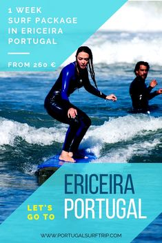 1 WEEK SURF PACKAGE IN ERICEIRA   PORTUGAL what is included: ~ 7 nights accommodation with breakfast  ~ 5 surf lessons with certified local instructors  ~ full & quality surf equipment  ~ beach transfer to the best surf spot ~ bed linens & towel   Wi-Fi #ericeira #portugal #surfing #week #vacation #learnHowToSurf #improve #surf #skill #active #surfHoliday #with #portugalsurftrip #wave #ocean #loveSurfing Ericeira Portugal, Best Surfing Spots, Surf Trip, Yoga Retreat, Bed Linens, Wi Fi, Have Fun, Towel, Waves