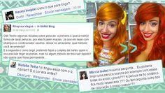 H-SAMA blog: Tutorial Como tingir perucas pra Cosplay em casa