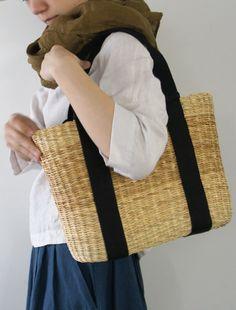 [Envelope Online Shop] MUUN basket bag Lisette Select