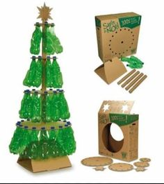 Para los que no quieran gastar en un arbol de navidad