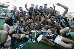 The mighty Port Adelaide!!