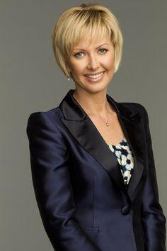 Weekend TODAY news presenter Deborah Knight