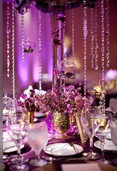 wedding decor. centerpiece detail