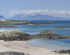 Scottish Coastline | Scottish Highlands meets the wonderful stretch of coastline ...