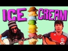 ▶ Ice Cream - [Walk off the Earth] - YouTube