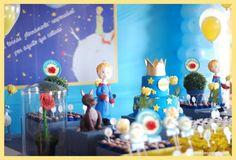 Festa de aniversário do Pequeno Príncipe