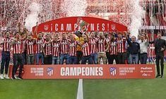 International Champions Cup, International Football, Uefa Champions, Champions League, Concert Ed Sheeran, Atletico Madrid Logo, Uefa Super Cup, Sports Signs, Orlando City