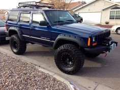 Searching jeep dealership, or 1999 jeep grand cherokee, Click above VISIT link for more info Auto Jeep, Jeep 4x4, Jeep Truck, Jeep Cherokee Xj, Jeep Xj Mods, Blue Jeep, Jeep Parts, Cool Jeeps, Jeep Models