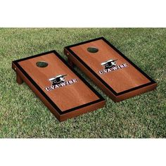 Victory Tailgate Virginia at Wise Cavaliers Cornhole Game Set - 813340