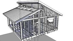 1000 images about affordable house designs on pinterest for Clerestory roof design