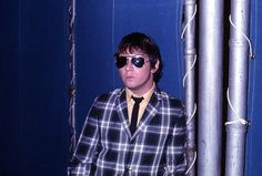 Eric Burdon of the Animals, 1960s.