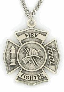 14kt Gold St Bede the Venerable Medal Patron Saint Lectors 1//2 x 1//4
