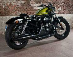 Harley Fourty Eight