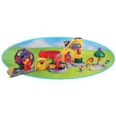 Fisher Price Little People Discovery  Surprise Sounds Fun Park Ferris Wheel Pack #LittlePeople