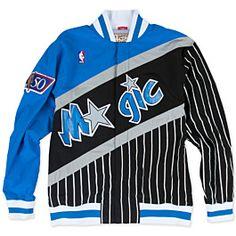 1996-97 Authentic Warm Up Jacket Orlando Magic