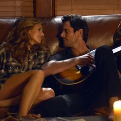 Nashville on ABC. Yes, Scarlett is overdue for a fresh weave... but Nashville still proves to be primetime soapy drama at it's best.