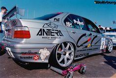 Silver on Silver NATCC E36 STW Trim