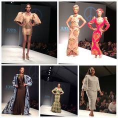 JOPPA COUTURE COLLECTION - Night with Haiti - Style Fashion Week (March 2015)