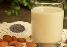 Anti-inflammatory Chia seed milk  Blend:  2 cups of raw almond milk  2 tbps of chia seeds  1/2 tsp cinnamon  1/2 tsp of vanilla extract or 1 tbsp of vanilla powder  1 tbsp of organic raw honey  Make sure all ingredients are well mixed and form a creamy texture  Refrigerate immediately.  The almond milk can keep up to 1 full week.