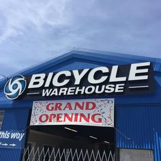 Come check out our newly moved and remodeled Pacific Beach store it's looking great #bicyclewarehouse