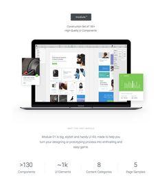 Module 01   UI Kit on Web Design Served