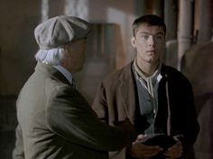 jude law as joe barnes in the case-book of sherlock holmes | Sherlock Holmes: Shoscombe Old Place (1991)