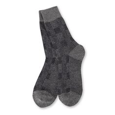 [series] CHECK SOCKS