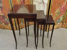 Barbara Barry For Baker Nesting Tables Originally 5550 Now Ing At Chic Simple Re