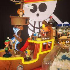 Festa // Ideias // Tema: One Piece // Decoração // :D