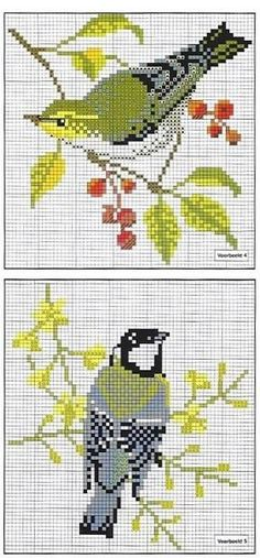 Thrilling Designing Your Own Cross Stitch Embroidery Patterns Ideas. Exhilarating Designing Your Own Cross Stitch Embroidery Patterns Ideas. Free Cross Stitch Charts, Cross Stitch Love, Cross Stitch Animals, Cross Stitch Flowers, Cross Stitch Designs, Cross Stitch Patterns, Bird Embroidery, Cross Stitch Embroidery, Embroidery Patterns