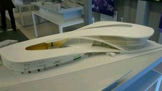 Solved: I am working on designing a community center for a project in college and the project is to also include a pedestrian bridge across the Architecture Paramétrique, Concept Models Architecture, Organic Architecture, Architecture Student, Futuristic Architecture, Contemporary Architecture, Stadium Architecture, Urban Design, Home Design