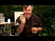Food Smoker Recipes - Smoky Beerlicious Prime Rib Burgers by Bradley Smoker