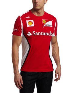 Men s Fashion Wear- Puma Sf Team Tee 387417e0d06