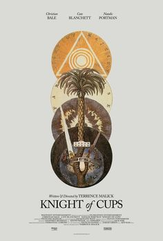 "Terrence Malick's ""Knight of Cups"""