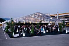 Manitowoc - Grove Customers Days La zona Lounge #playadv #event #lounge