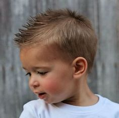 Little Boy's Haircut
