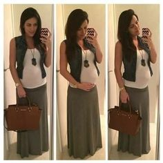 Pregnancy look