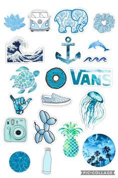 Blue Aesthetic Stickers En 2021 | Pegatinas Bonitas, Pegatinas Wallpaper, Pegatinas Kawaii 985