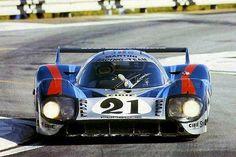 917K Martini Racing Team
