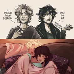 You asked (and we didn't need much convincing tbh), so we're delivering: Happy #Solangelo Day, everyone!  : brunegonda & nicarette (Tumblr)