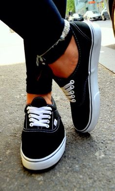 I think I am the only person on the planet that doesn't have vans.