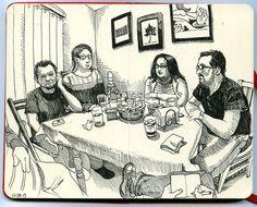 Evening at Dave and Barbara's   Flickr: Intercambio de fotos