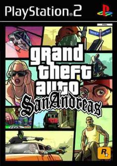 San Andreas is my favorite Grand Theft Auto, but it came pretty close with Vice City! :)