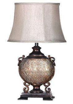 Greek Urn Table Lamp 69cm £149  harvestmoon