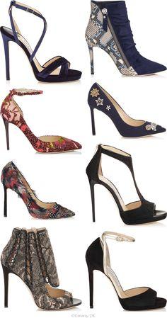 72d0ddcc16aa Handmade Crystal Pearl Wedding Shoes · Brilliant Luxury by Emmy DE ♢Jimmy  Choo FW 2016 Luxury Fashion