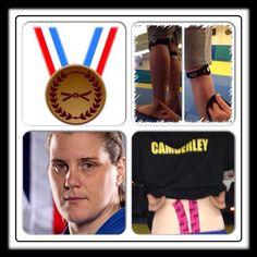 Karina Bryant #TeamFirefly #Judo #Rio2016 #5thOlympics
