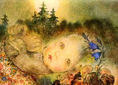 Прекрасные картины Суламифь Вулфинг - Ярмарка Мастеров - ручная работа, handmade