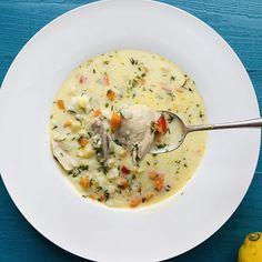 Supe și ciorbe – Chef Nicolaie Tomescu Cheeseburger Chowder, Soups, Recipes, Food, Greece, Recipies, Essen, Soup, Meals
